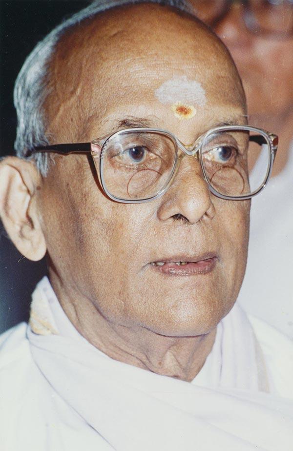 C S Krishna Iyer